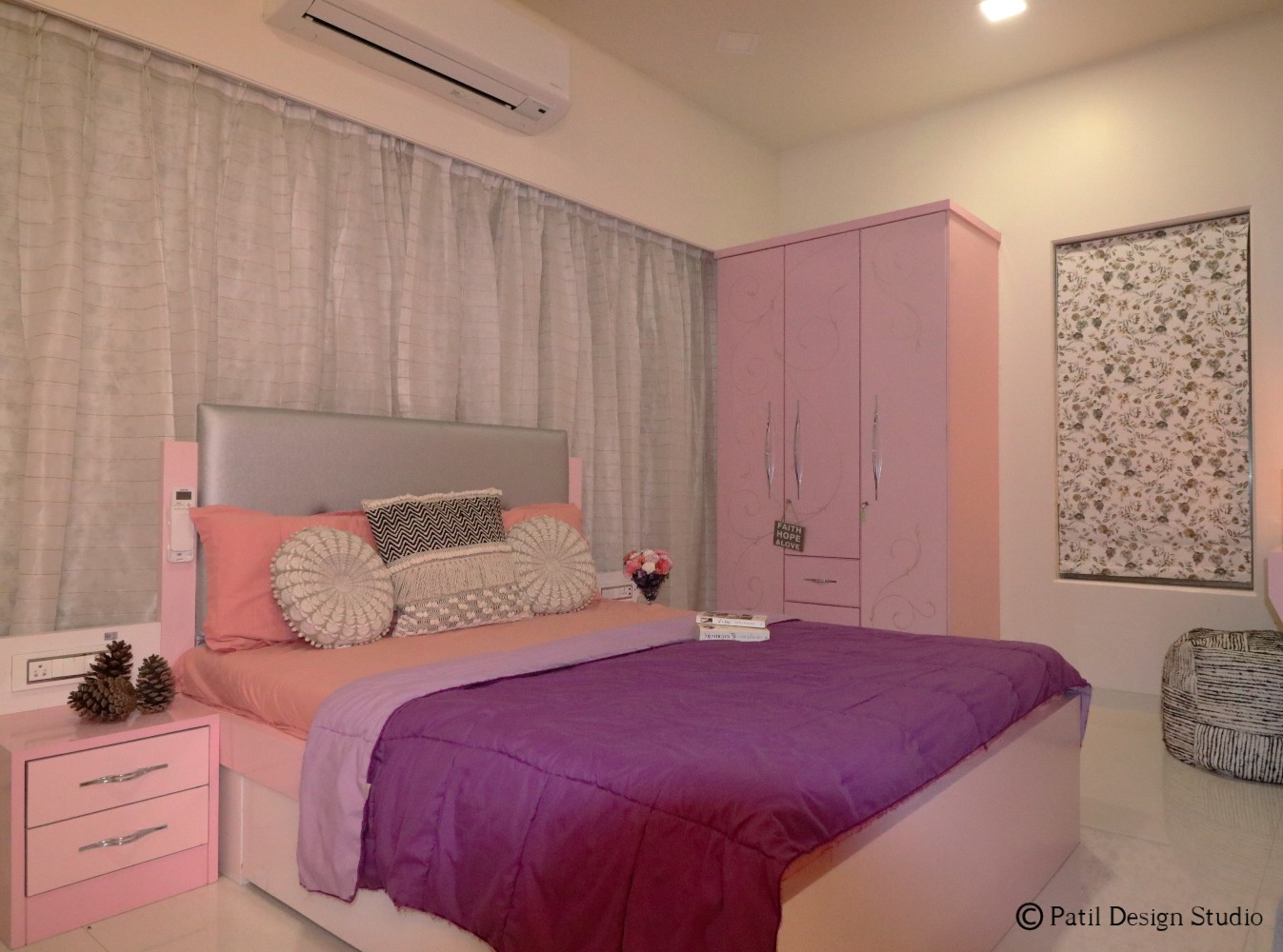 Daughter's Bedroom